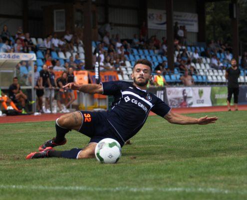 INTER vs. VfL 05 Hohenstein-Ernstthal