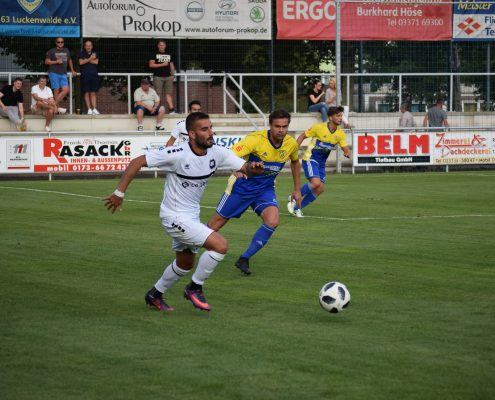 FSV 63 Luckenwalde vs. INTER
